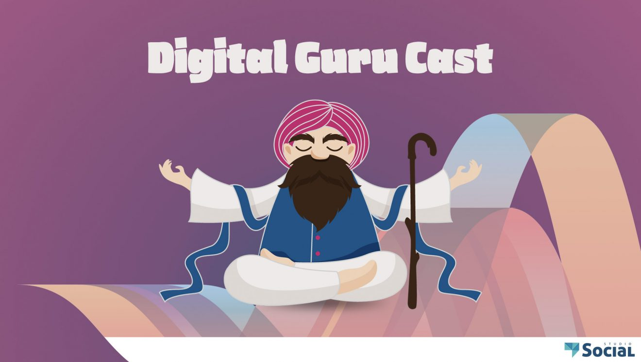 Digital Guru Cast- Social Studio- ببودكاست سوشال ستوديو